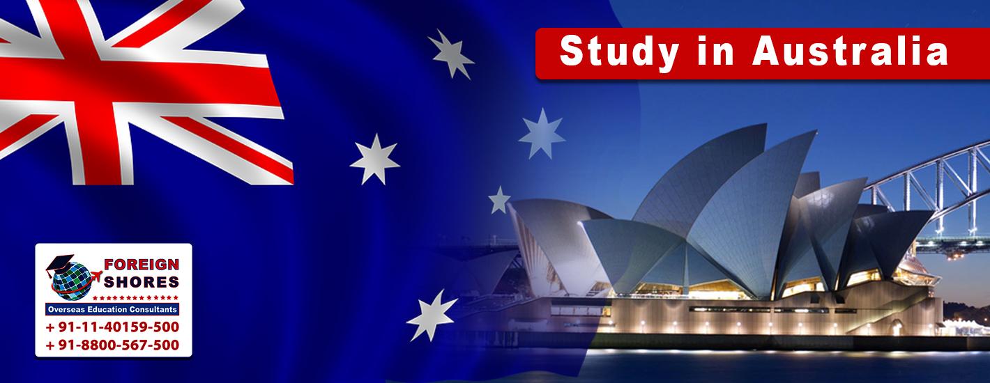 Australia Study Visa Consultant Dubai